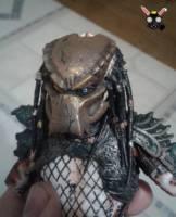 Bad Blood Predator Mask (Predator) Custom Action Figure