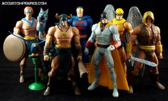 How Much Is A Paint Job >> Blue Falcon and Dynomutt (Hanna-Barbera) (Space Ghost ...