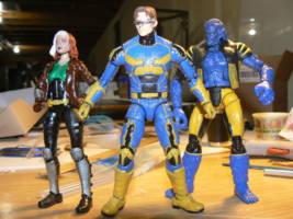 Cyclops Mcu X Men Evolution Marvel Legends Custom