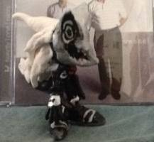 Infinite The Jackal Sonic Custom Action Figure
