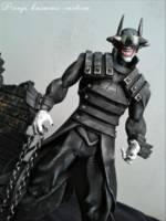 The Batman who laughs (DC Direct) Custom Action Figure