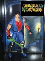 Billy Lee Double Dragon Animated Cartoon Figure Double Dragon