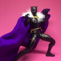 Purple Cape for Marvel Legends Black Panther Shuri No Figure