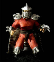 Shredder Movie Star Teenage Mutant Ninja Turtles Custom Action