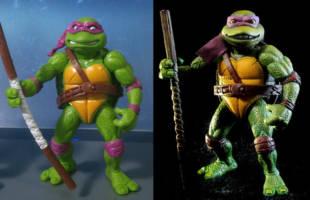 Donatello 1990s Movie Teenage Mutant Ninja Turtles Custom