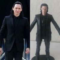 Loki Black Suit Thor Ragnorock Marvel Legends Custom Action Figure