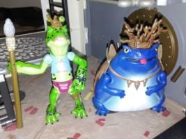 Teenage Mutant Ninja Turtles Teenage Mutant Ninja Turtles Napoleon Bonafrog