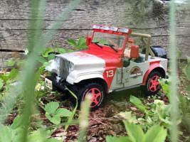 8223d602174e Bush Devil Tracker Overhaul (Jurassic Park) Custom Vehicle