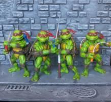 Movie Stars Tmnt Teenage Mutant Ninja Turtles Custom Action Figure