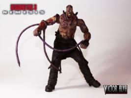 Nemesis Resident Evil 3 Resident Evil Custom Action Figure